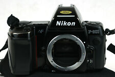 Nikon F801 gebrauchter Zustand ein unterschätzter Klassiker anschauen lohnt.