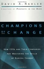 Champions of Change: How CEOs and Their Companies