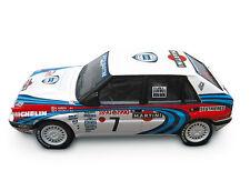 Nice 1/43 Lancia Delta Integrale Monte Carlo Didier Auriol 1990 Ixo/Altaya