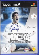 This is football 2003 (ps2) in box, con istruzioni