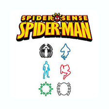 Silly Bandz Bands - Spider-Man - Rubber Bracelets 18 pk.