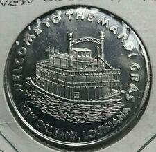 New Orleans Louisiana LA Port of New Orleans Transportation Token