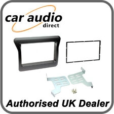 Connects 2 CT23RT11 Renault Master 2010> X62 Model Double Din Fascia Adaptor Kit