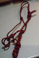 Pair Of Natural Horsemanship For Parelli Training Western Rope Halters