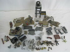 Large Call of Duty Battle Ground Play Set MiniFigs Weapons Crates (OAY37-1172)