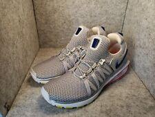 *New* Nike Shox Gravity Metallic Silver Running Shoes AR1999 046 Mens Size 7.5