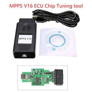 Newest MPPS V16 Professional Chip Tuning Tool Read/Write Flash Multi-Language