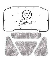 1963 1964 Plymouth Valiant Under Hood Cover with MA-010 Valiant