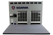 Diorama Scania - 1/43ème - #43-2-E-E-022