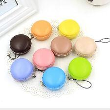Hot Cute Kawaii Soft Dessert Macaron Squishy Cute Cell phone Charms Key Straps