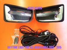 @IM LED Daytime Light Fog Lamp Light Cover ISUZU ALL NEW D-MAX DMAX 2012 - 2015
