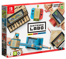Nintendo LABO Variety Kit Multi-Kit Toy-Con 01 Nintendo SWITCH NINTENDO