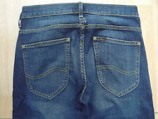 "LEE WOMENS JEANS W28"" L34"" SLIM  FIT (ORIGINAL) 174"