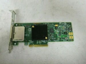 LSI SAS9205-8e Host Bus Adapter 8-Port 6Gb/s PCI-E HBA SATA+SAS