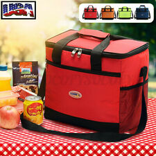 US Insulated Lunch Bag Tote Cooler Large Bento Lunch Box Bag For Men Women Adult