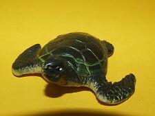 19) Schleich Fremdserie Safari Authentics Sea Turtle Schildkröte 17001-5