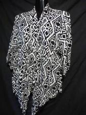 Cotton Blend Casual Plus Size Coats, Jackets & Vests for Women