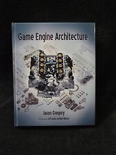 Game Engine Architecture by Jason Gregory, 1st Edition (2009, Hardcover)