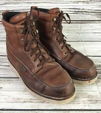 Red Wing Irish Setter 838 Hunt Men's Ultra Dry Waterproof Leather Boots 11.5 D