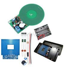 METAL DETECTOR LOCALIZZATORE DI METALLO Produzione Elettronica semplice fai da te KIT corrente continua 3V -5 V + VALIGETTA