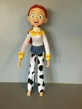 Jessie the Yodeling Cowgirl - Toy Story; Disney / Pixar; yarn hair
