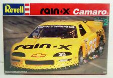 Revell 1993 Scca Trans Am Champion Scott Sharp Rain-X Camaro Kit Sealed