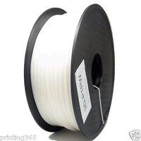 Perlweiß PLA Filament für 3D Drucker Printer 1,75 mm Mit Spule 1kg