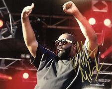 KILLER MIKE HAND SIGNED 8x10 PHOTO RUN THE JEWELS HIP HOP RAPPER RARE AUTHENTIC!