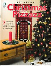 Christmas Pizzazz | House of White Birches 141233 Quilting