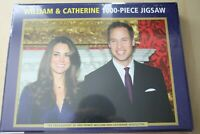 William & Catherine - 1000-Piece Jigsaw - The Engagement Of HRH Prince William