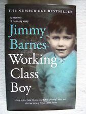 Jimmy Barnes ~ WORKING CLASS BOY (Unread) 2016 1st Edition HCDJ Combine & Save