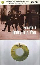 THE BEATLES  Baby It's You + 3 more tracks  45 with PicSleeve