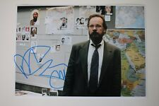 Peter Sarsgaard signed 20x30cm The Looming Tower Foto Autogramm Autograph IP