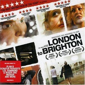 London To Brighton - Soundtrack OST - Laura Rossi (CD , 2007) New