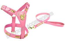 Artículos de color principal rosa l para perros