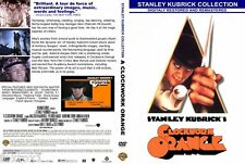 A Clockwork Orange Malcolm McDowell Stanley Kubrick Collection Dvd Restored
