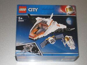 LEGO CITY SET 60224 SATELLITE SERVICE MISSION - BRAND NEW