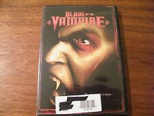 Blade Of The Vampire (DVD, 2006)