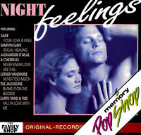 Night Feelings (Wrong UPC) CD MUSIC ALBUM DISC EXCELLENT RARE AU STOCK