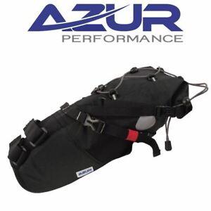 Azur Large Waterproof Saddle Bag