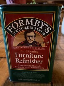 Furniture Workshop Conditioning Wood Refinisher 32 Fl. Oz. Discontinued NEW