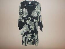 R & M Richards Petites Size 10P Multi-Color Floral 2-Pc Skirt Set