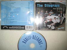 CD The Stingrays & Mark Lavender - Fifty rock 'n roll guitar instrumental