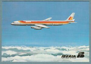 Douglas DC-8 /63 ... Iberia Lineas Aereas Espana