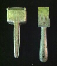Antique Cast Iron Ice Crusher & Scraper