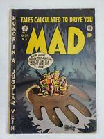 Mad #6 EC Comics 1953 Golden Age