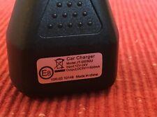 12V Car Cigarette Lighter Socket single USB Charger Adapter Black