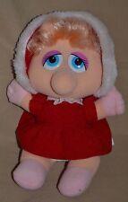 "10"" Miss Piggie Muppet Plush Doll Stuffed Animal Toy Show Puppet Sesame Street"