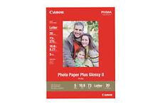 """Canon 8.5"""" x 11"""" (Letter) Printer Photo Paper"""