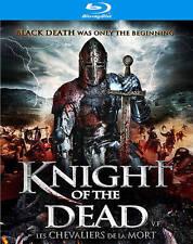 Knight of the Dead / Les Chevaliers de la Mort (Blu-ray Disc, 2014, Region A)